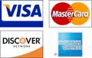Accepted Credit Cards @ Contactlensesboutique