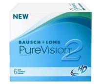 Purevision 2 HD Contact Lens